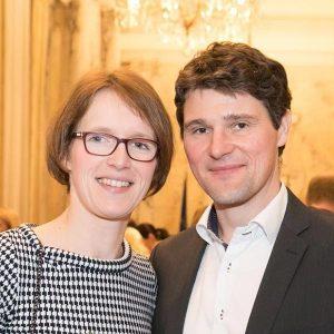 Johanna Baumann und Gerhard Grundnig, Brunnenthal